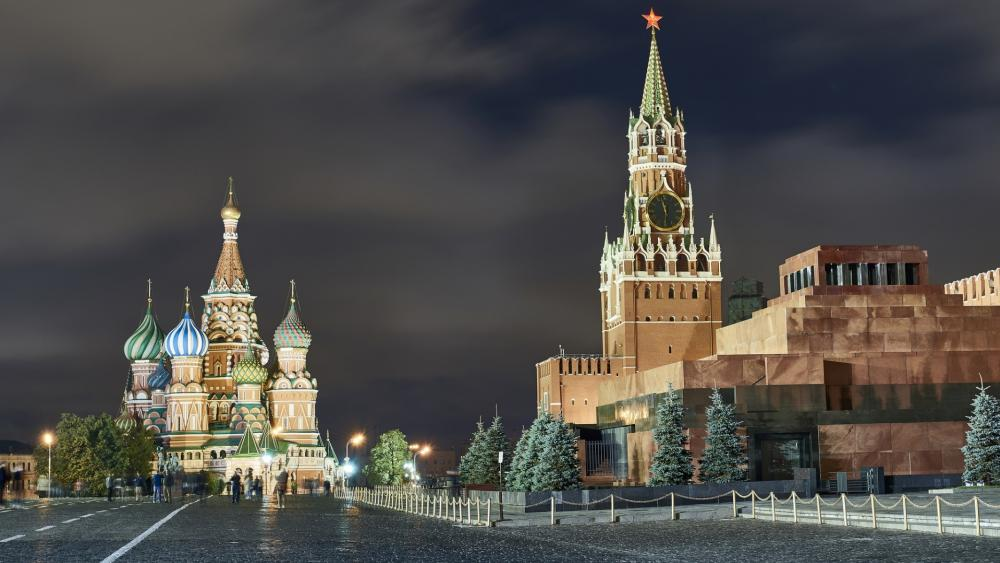 St. Basil's Cathedral (Cathedral of Vasily the Blessed) wallpaper