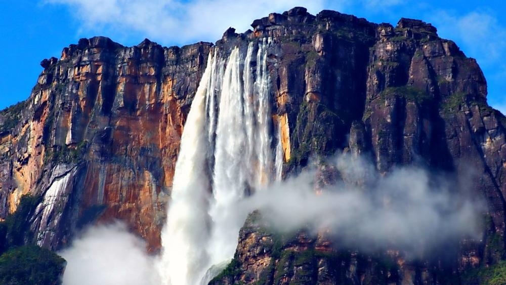 Angel Falls, Mount Roraima wallpaper - backiee
