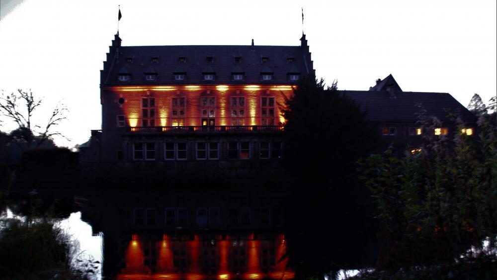 Wasserschloss Witringen wallpaper