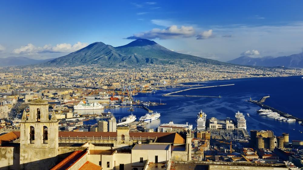 Naples wallpaper