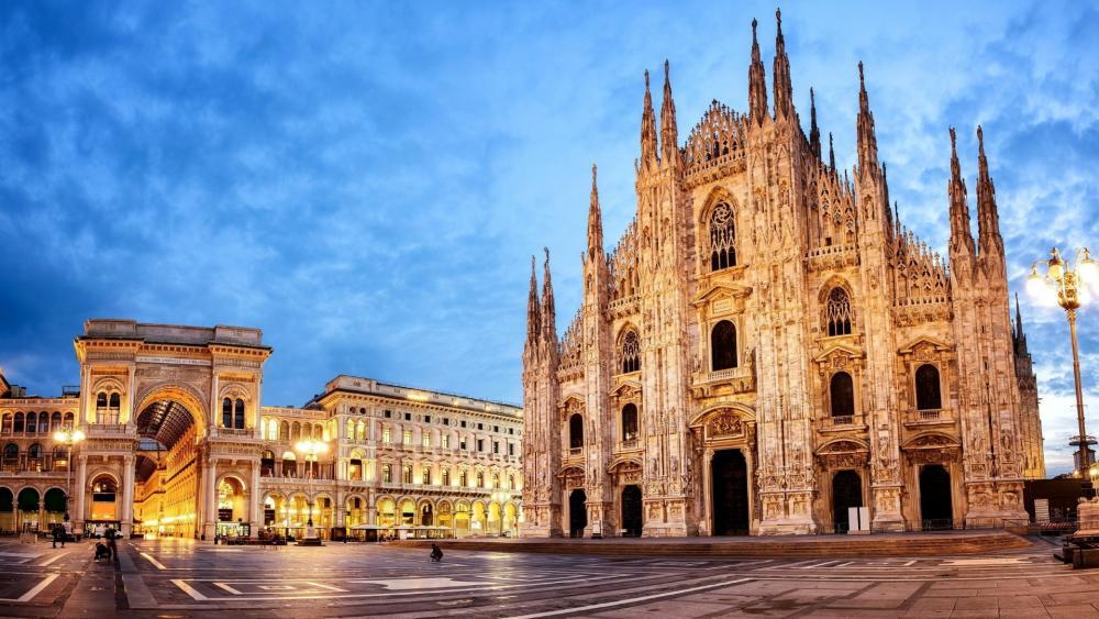 Duomo di Milano wallpaper