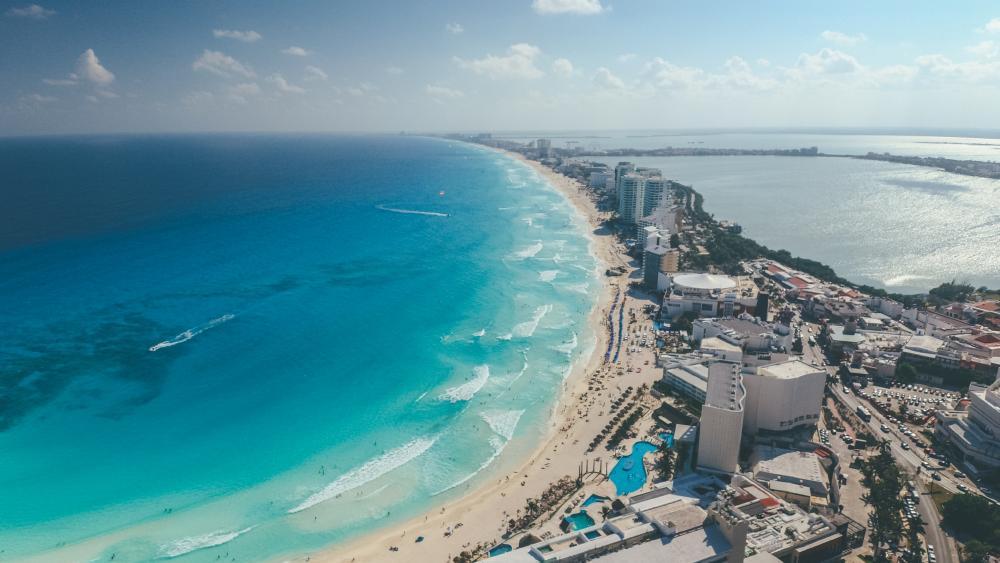 Cancún, Mexico wallpaper