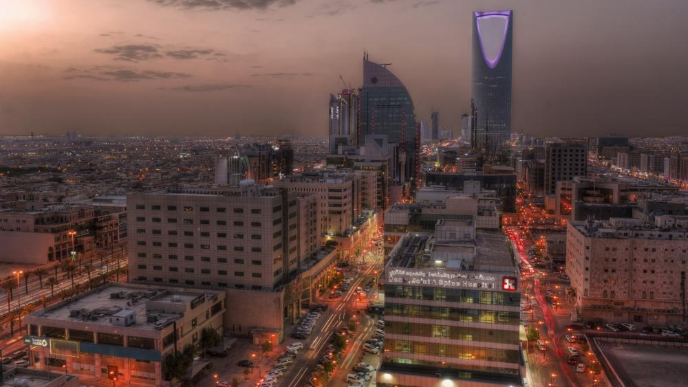 Riyadh wallpaper