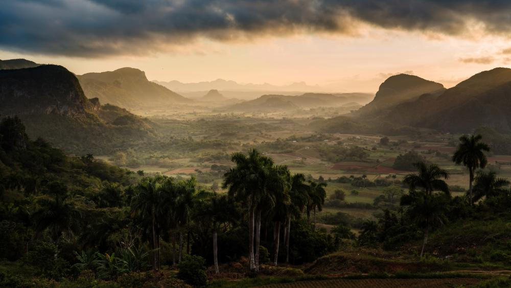 Vinales Valley, Cuba wallpaper