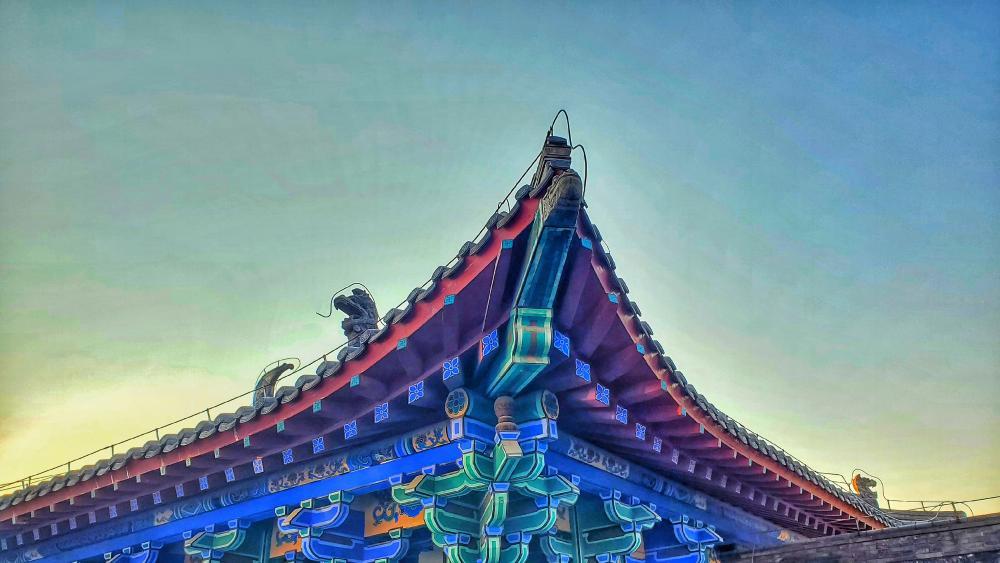 Rising Dragon wallpaper