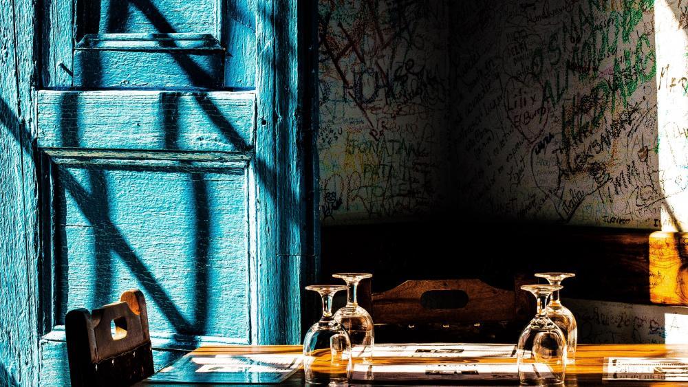 La Bodega de Buendita, Trinidad, Cuba wallpaper