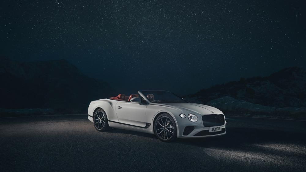Bentley Continental GT Convertible wallpaper