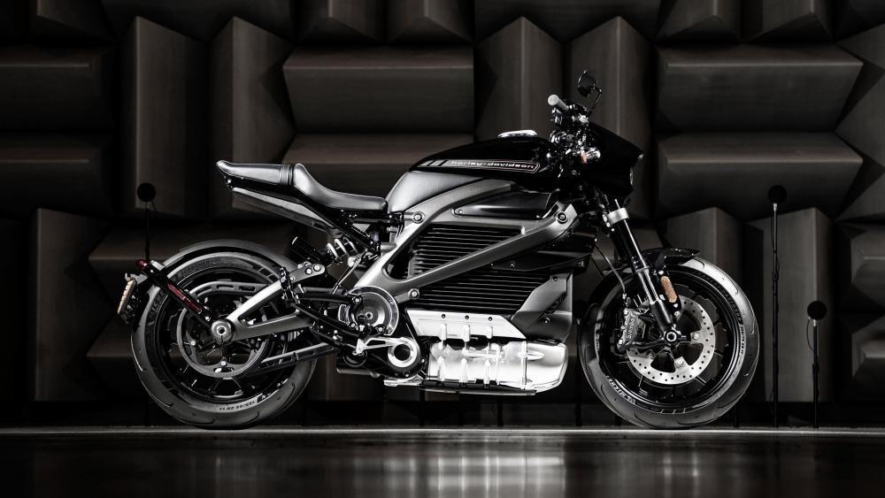 Harley-Davidson LiveWire wallpaper