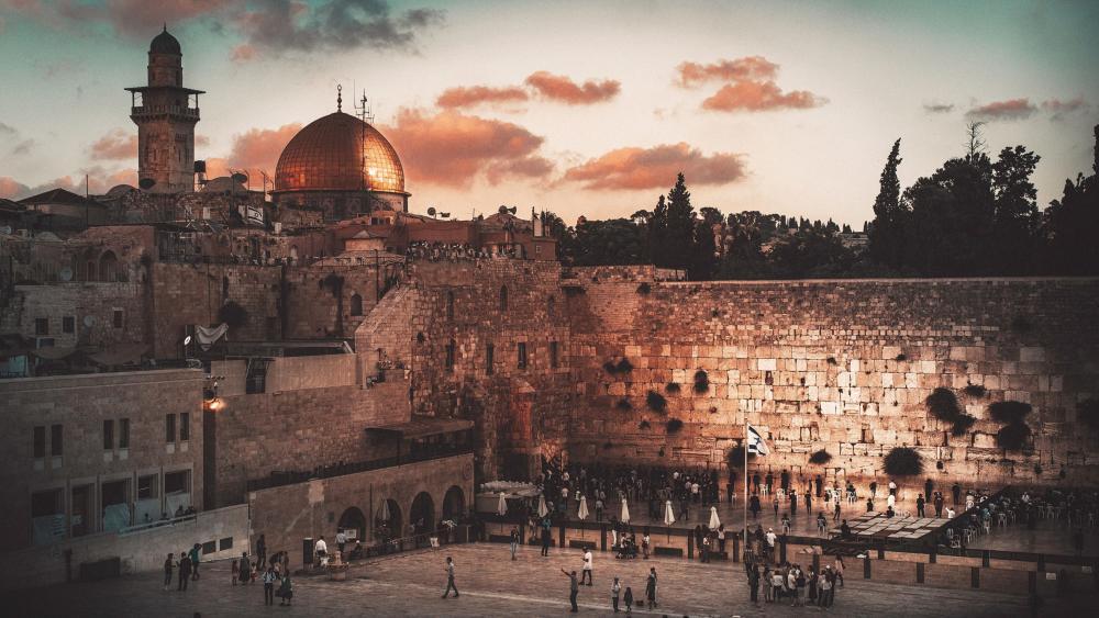 Western Wall, Jerusalem wallpaper