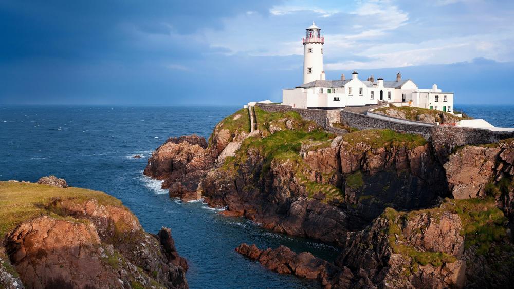 Fanad Lighthouse (Ireland) wallpaper