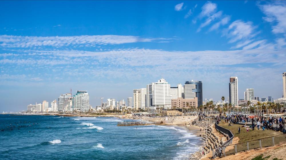 Tel Aviv wallpaper