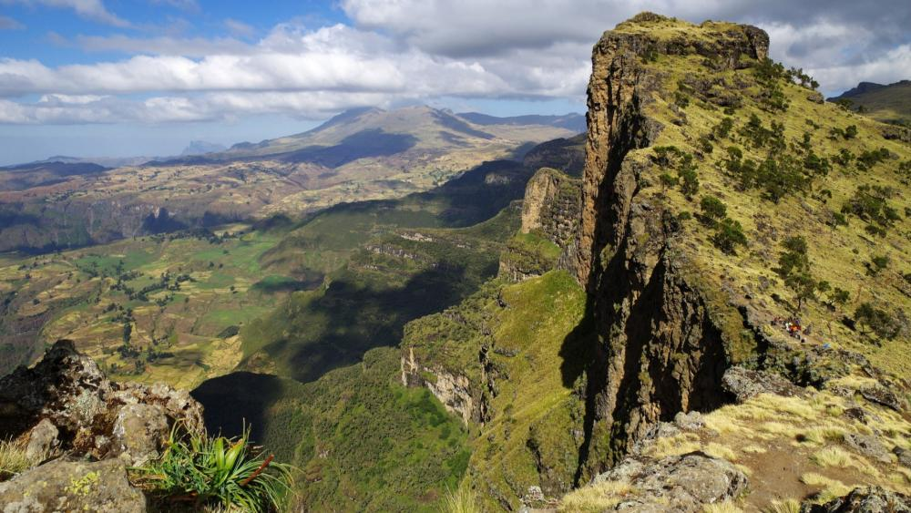 Simien Mountains National Park wallpaper