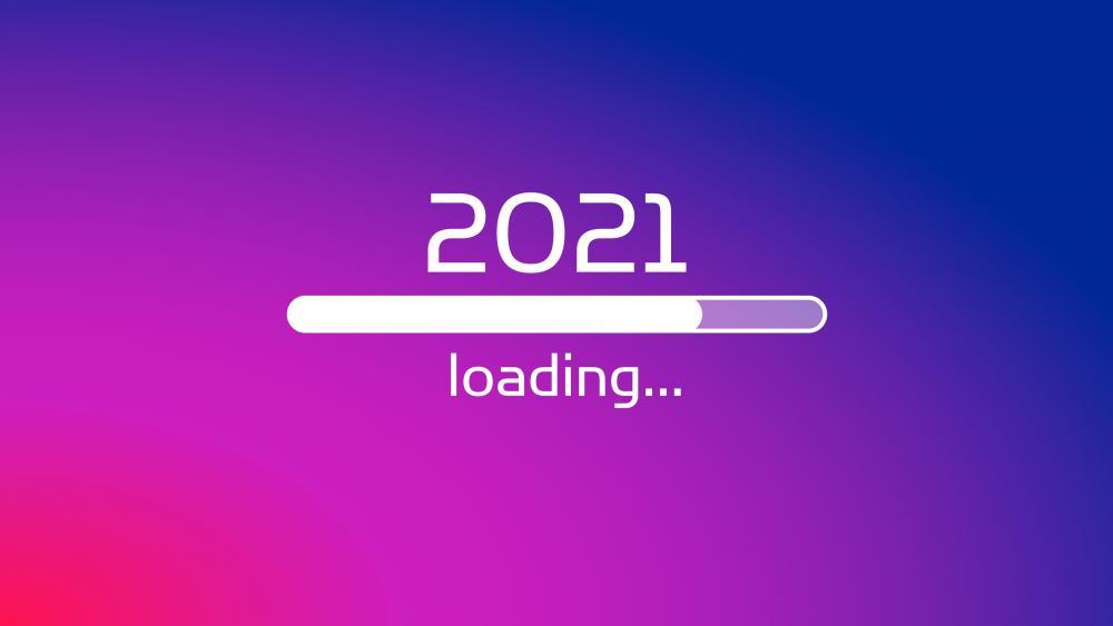 2021 Loading wallpaper