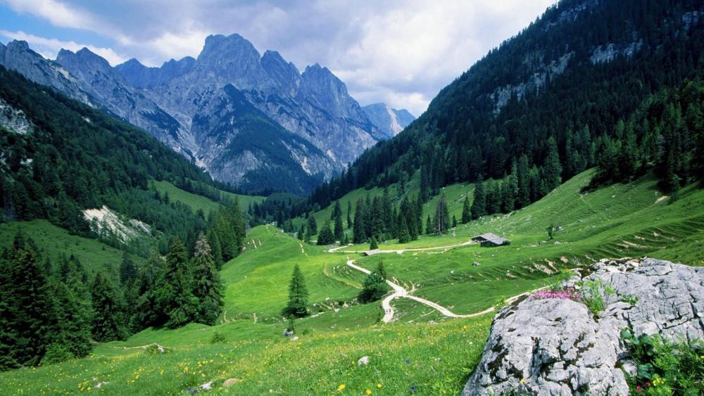 Berchtesgaden National Park wallpaper