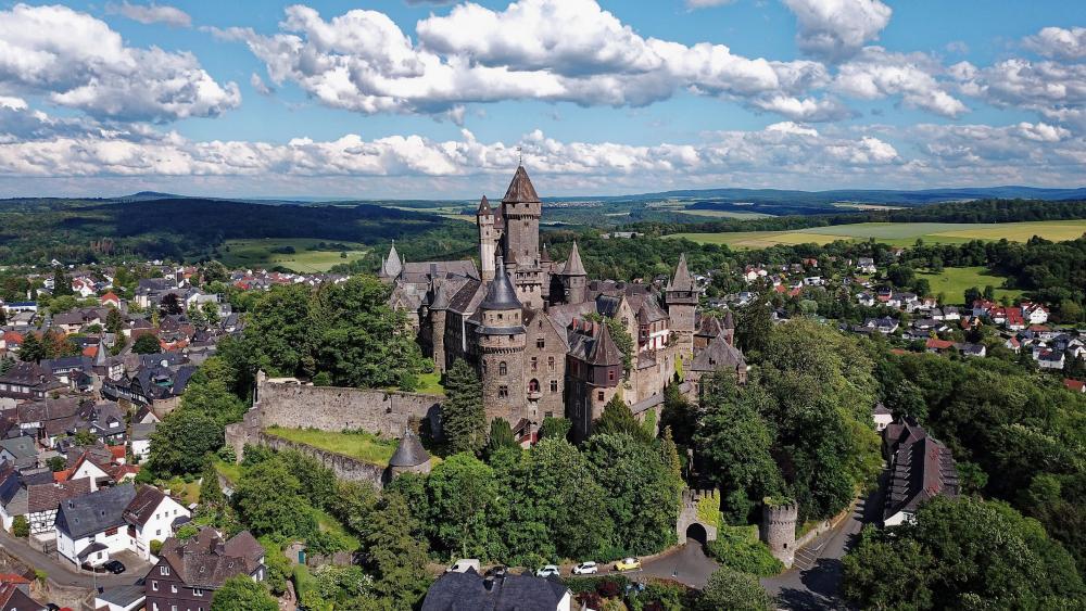 Braunfels Castle wallpaper
