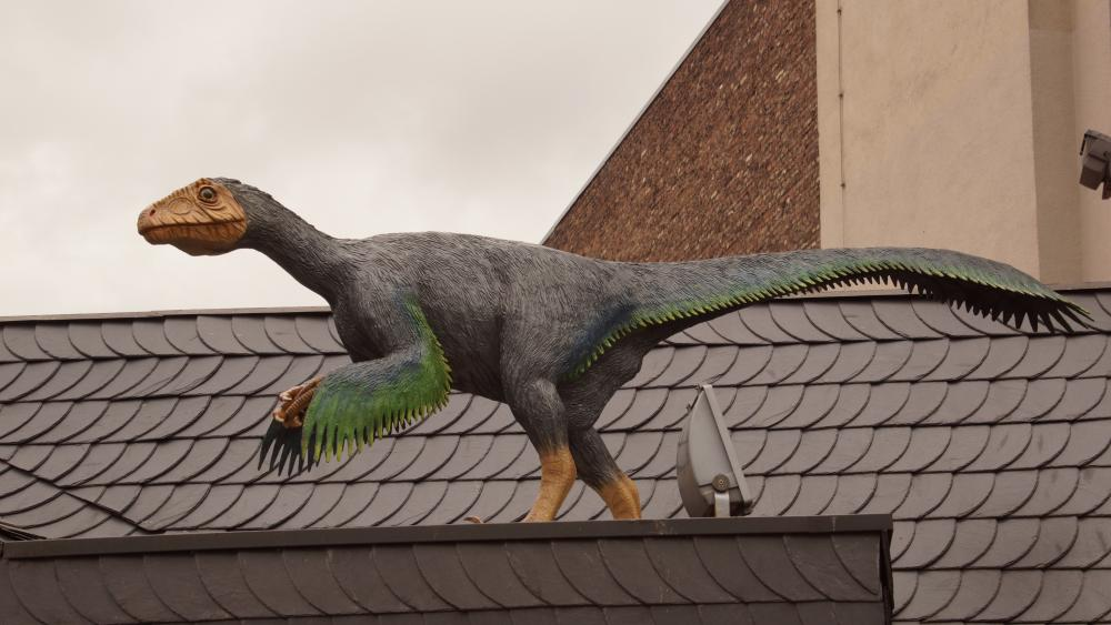 Dino City Bochum wallpaper