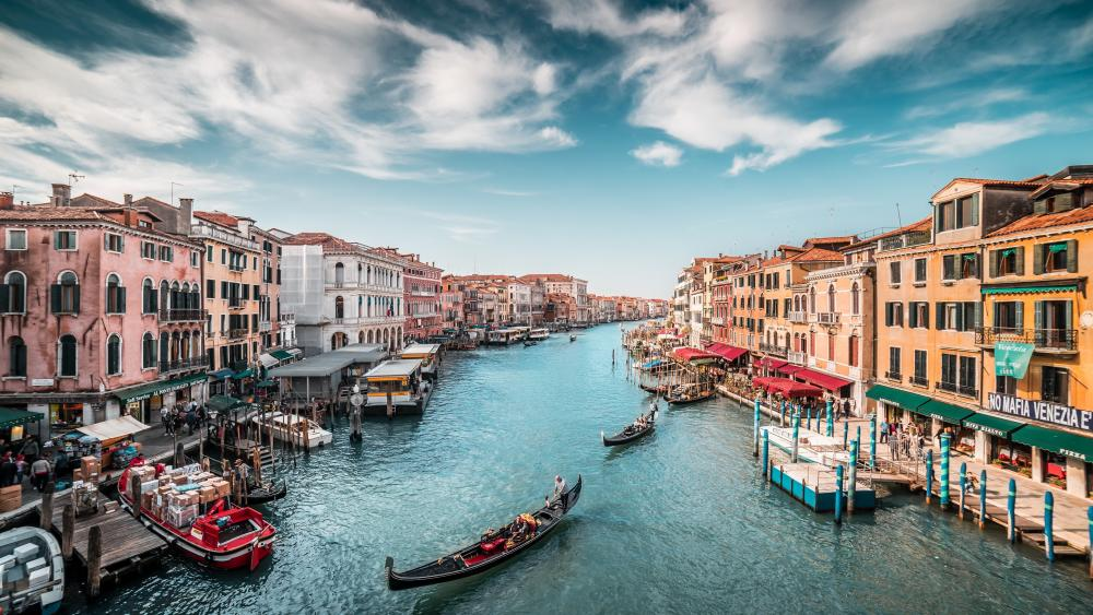 Grand Canal, Venice wallpaper