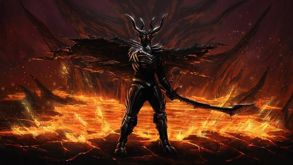 Dark lord wallpaper