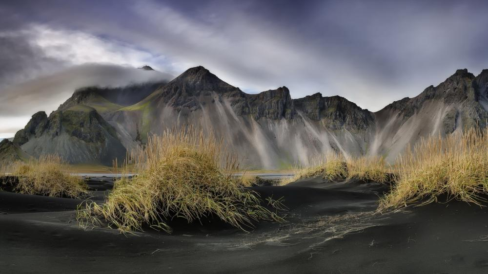Vestrahorn wallpaper