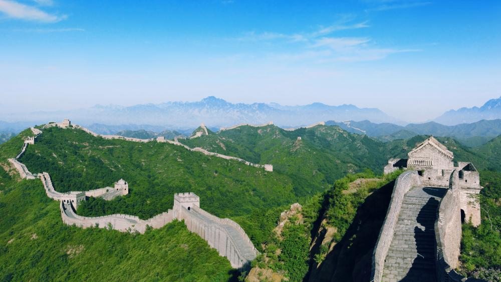 Great Wall wallpaper