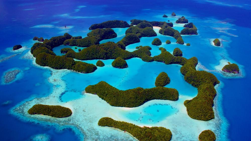 Palau Island wallpaper