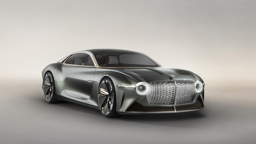 Bentley EXP 100 GT wallpaper