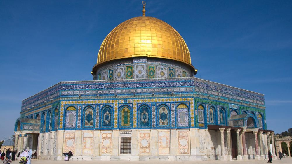 Dome of the Rock, Temple Mount wallpaper