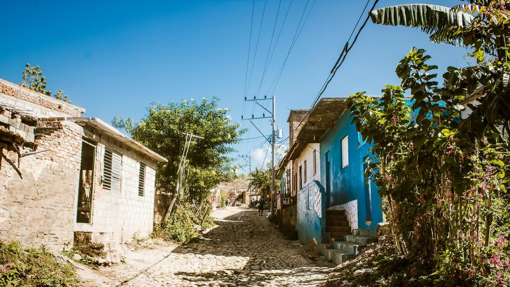 Trinidad, Cuba wallpaper