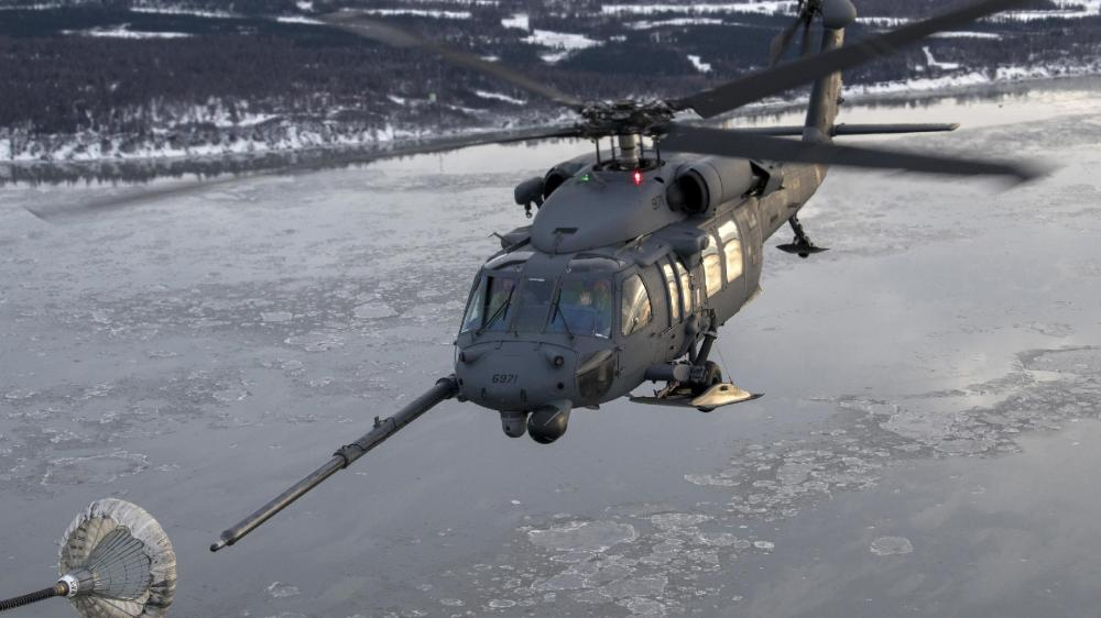 Sikorsky HH-60 Pave Hawk wallpaper