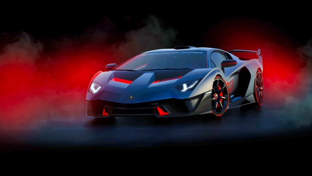 Lamborghini SC18 Alston wallpaper