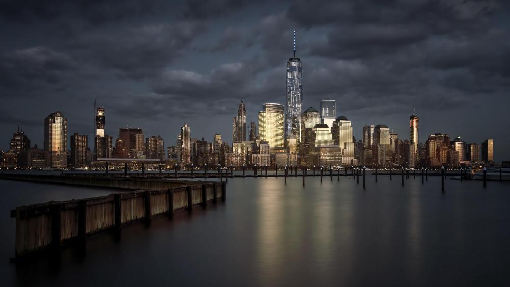 Freedom Tower, Lower Manhattan wallpaper