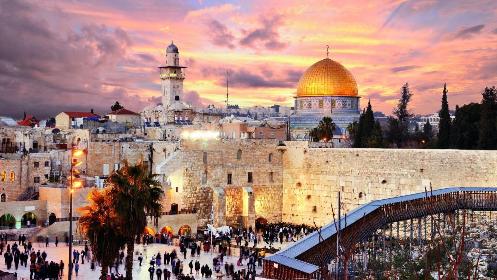 Wailing Wall, Jerusalem wallpaper