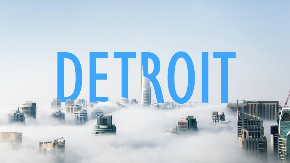 Detroit by ElBestPro wallpaper
