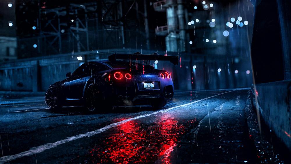 Nissan GTR car wallpaper