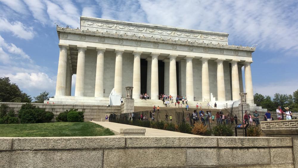 Lincoln Memorial wallpaper