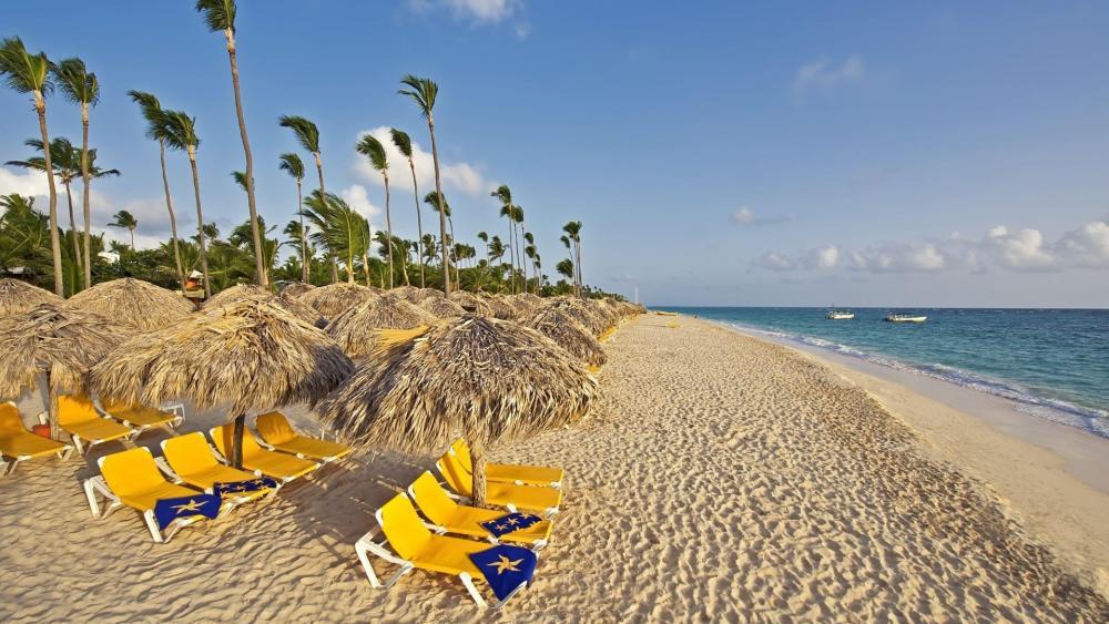 Punta Cana beach wallpaper