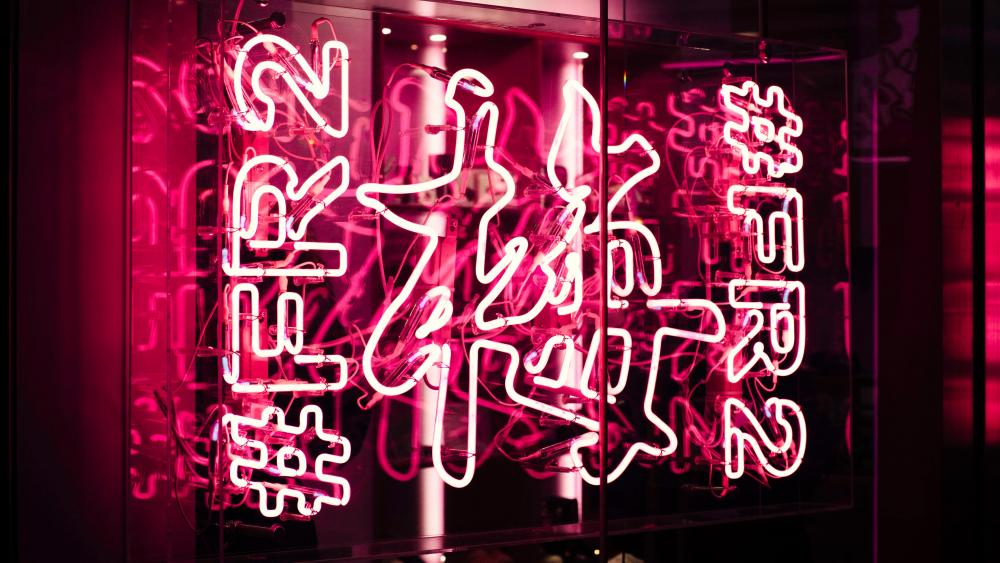 Japanese Neon Signage wallpaper