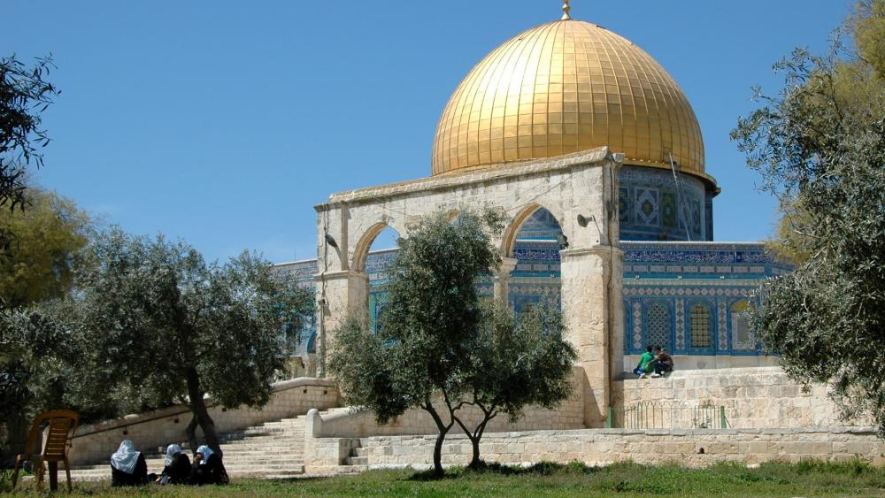 Dome of the Rock, Jerusalem wallpaper