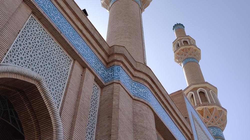 Al-Sahla Mosque wallpaper
