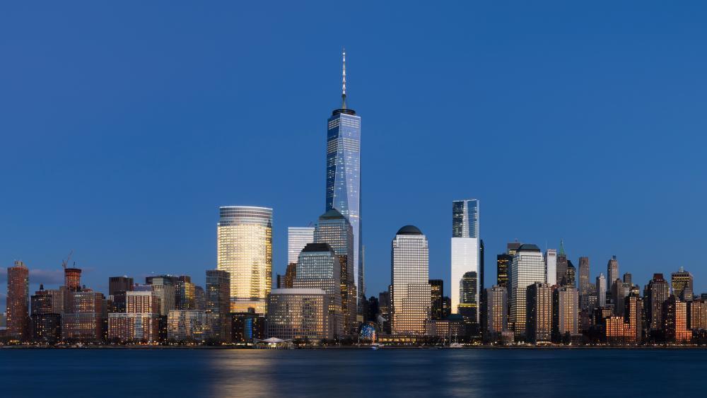 One World Trade Center, Lower Manhattan wallpaper