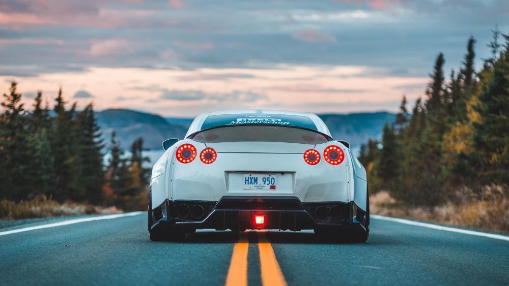 Nissan GT-R wallpaper