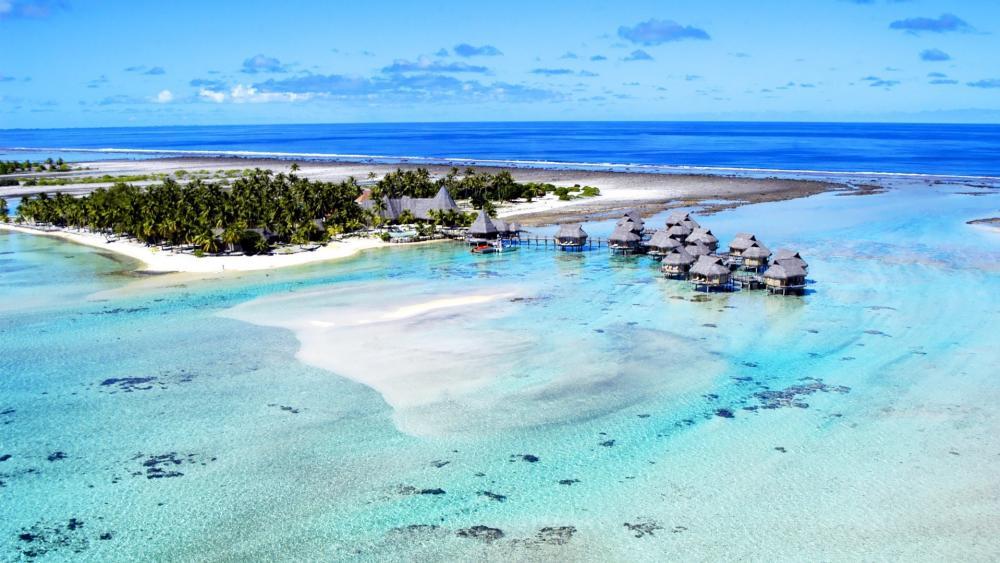 Bora Bora, French Polynesia wallpaper