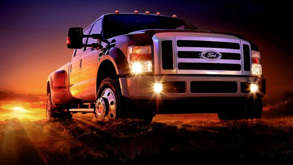 Ford Super Duty wallpaper