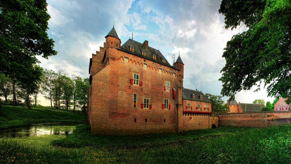 Castle Doorwerth wallpaper