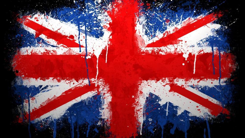 Flag England  wallpaper