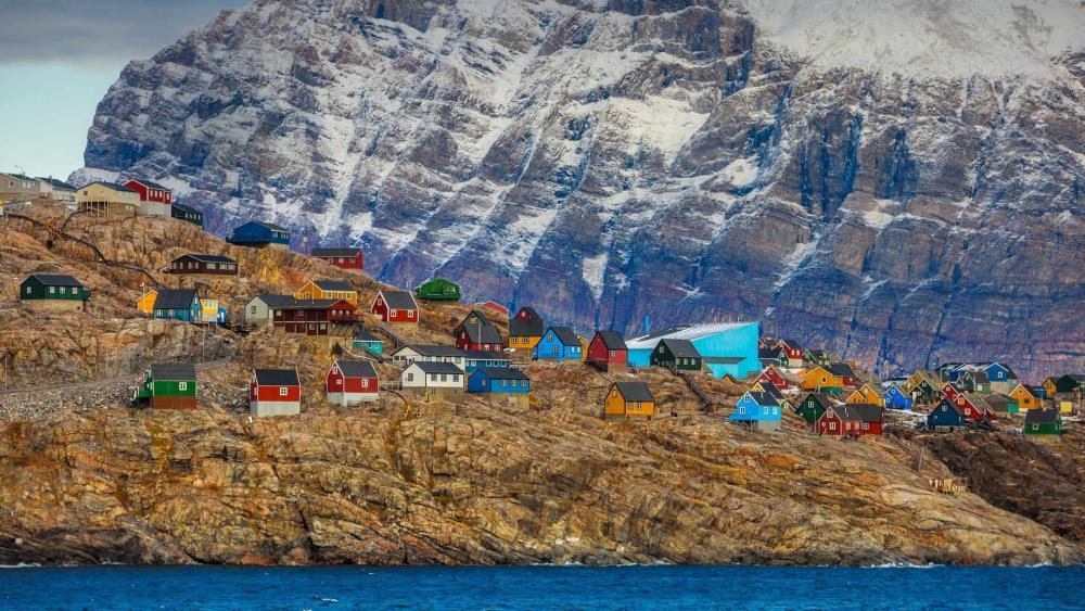 Uummannaq, Greenland wallpaper
