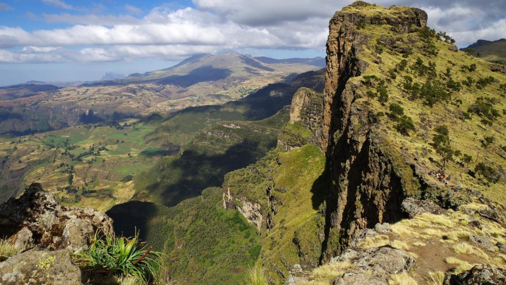 Semien Mountains, Ethiopia wallpaper