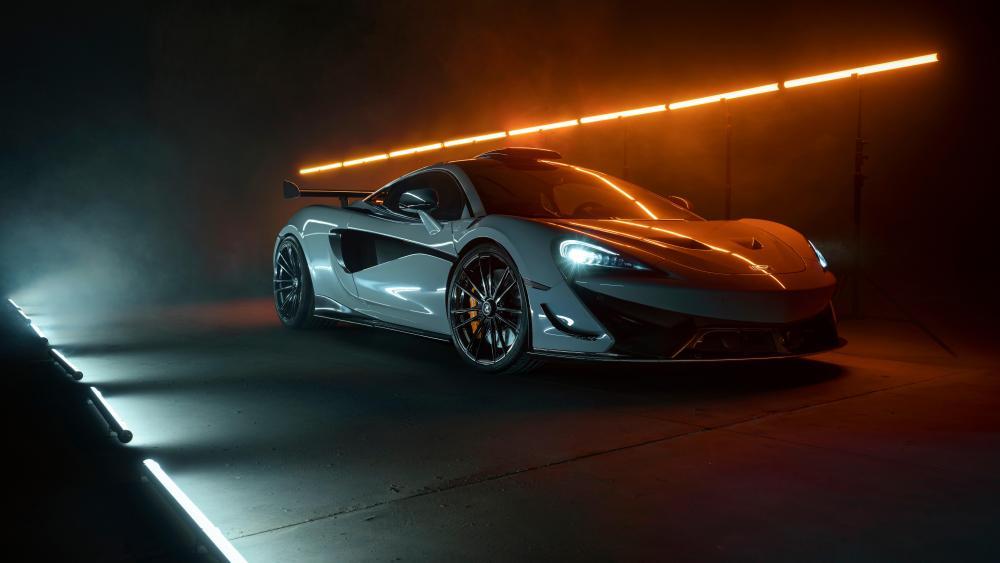 McLaren 620R by Novitec wallpaper