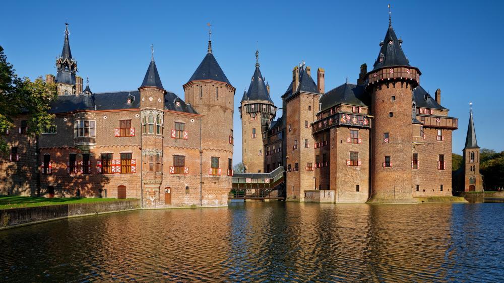 Castle De Haar wallpaper