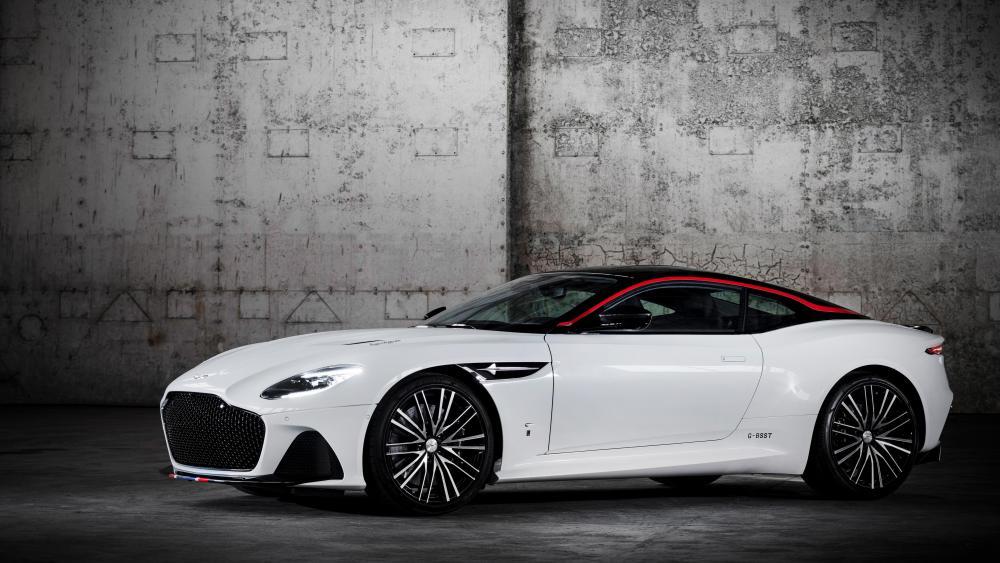 Aston Martin DBS Superleggera wallpaper